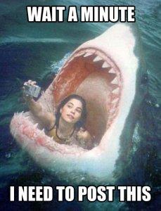 selfie divertente