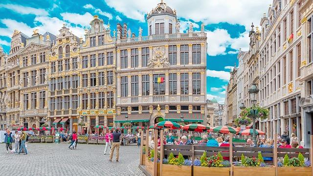 come raggiungere il centro di Bruxelles dall'aeroporto di Charleroi