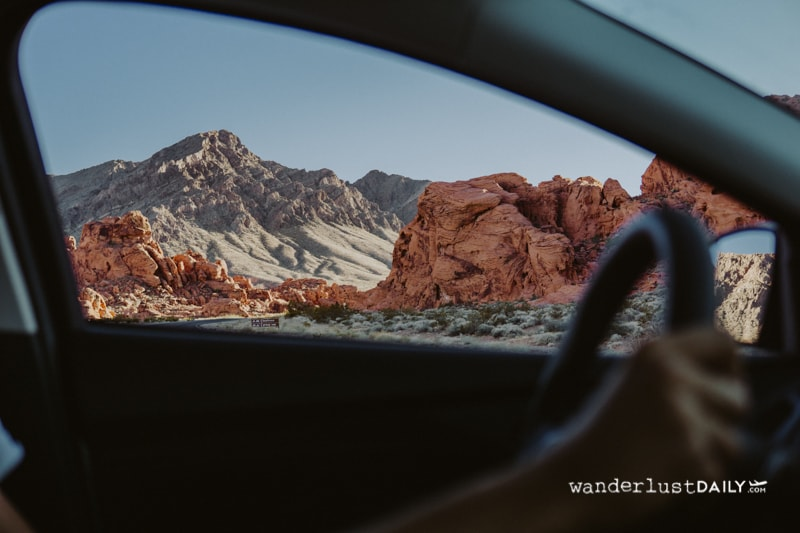 valley of fire cosa vedere