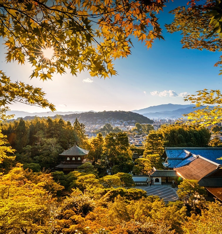 kyoto in autunno