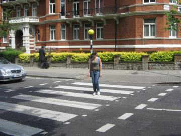me and abbey road
