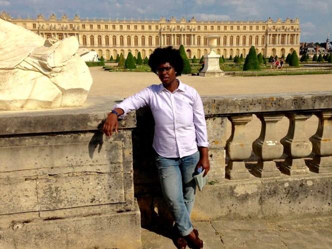 Ayannah In Paris