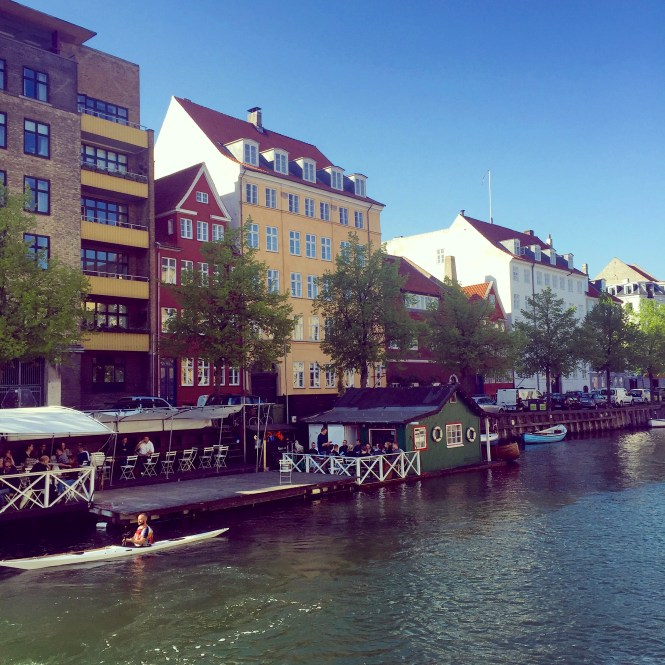 3 Days in Copenhagen -Christianshavn Canal