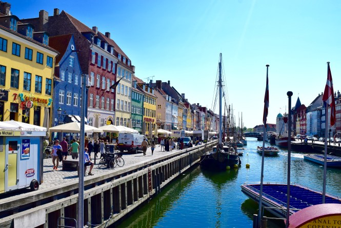 Nyhavn Canal - Copenhagen Itinerary