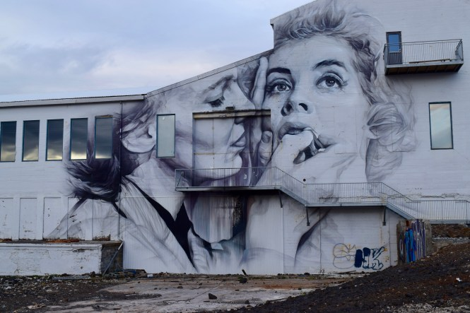 Graffiti in Iceland