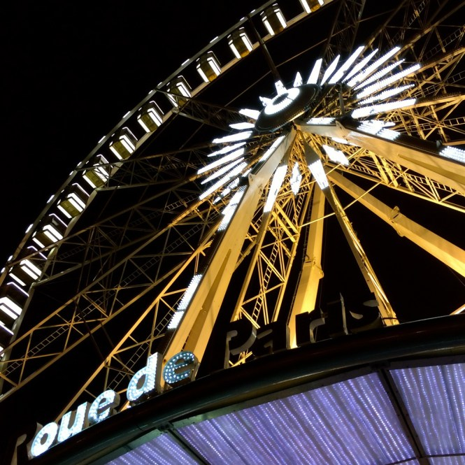 roue de paris ferris wheel