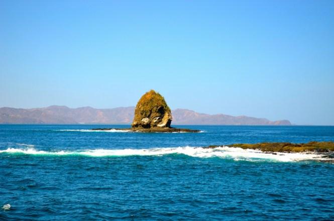 Monkey Rock Costa Rica