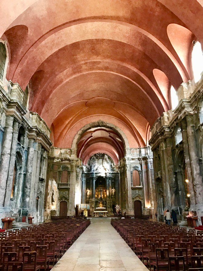 church in lisbon