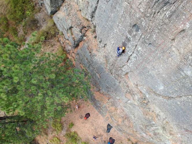 Rock Climbing in Montana