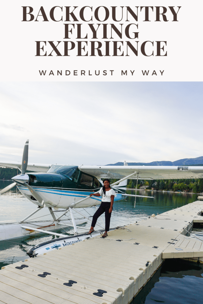 My Backcountry Flying Experience in Whitefish Montana #ExploreWhitefish #MontanaMoment #GlacierMT