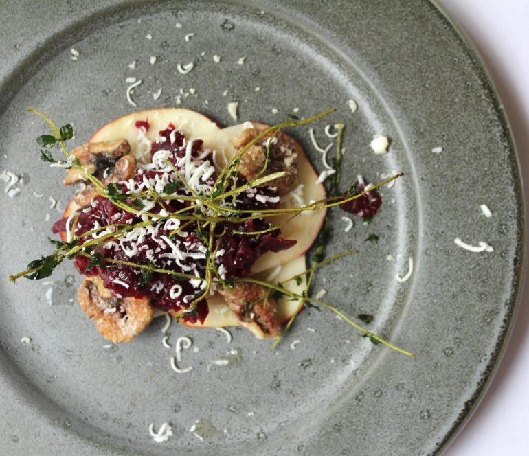 The Cellar Door Durham Review Food Blogger