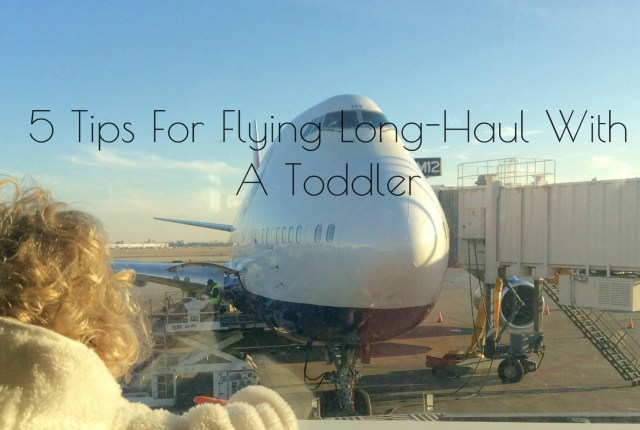 flying with toddlers tips