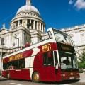 Big Bus tour, London