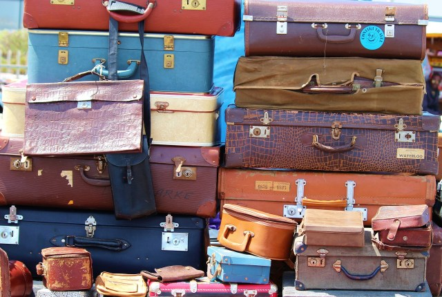 Luggage, pic: Pixabay