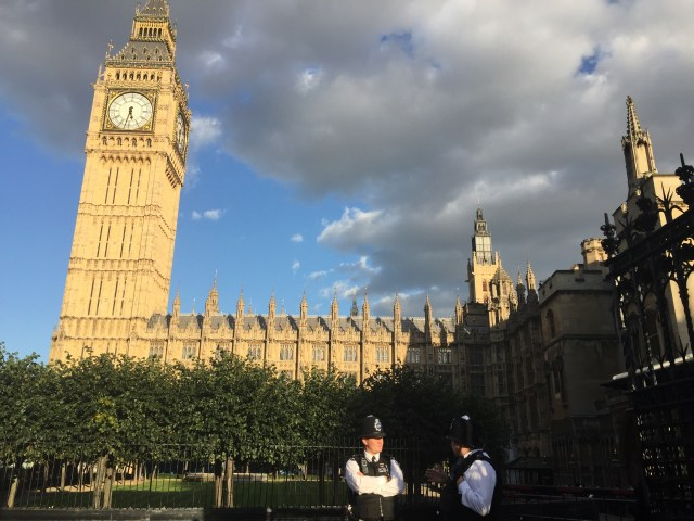 Big Ben and the house of parliament, Westminster, London