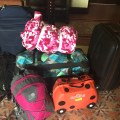 Packing with children essentials
