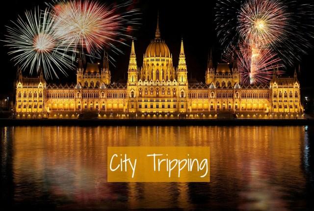 City Tripping First Birthday