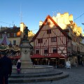 The Old Town, Dijon