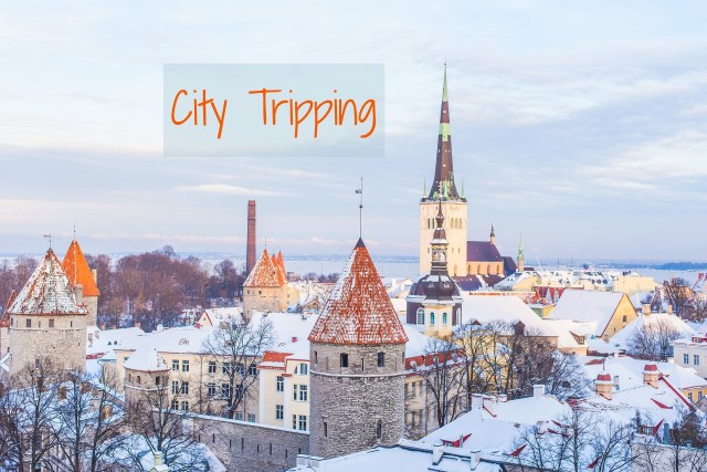 Tallinn City Tripping pixabay
