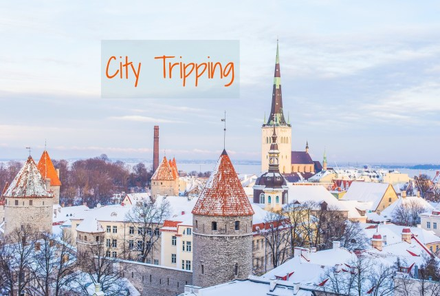 Tallinn City Tripping pixabay