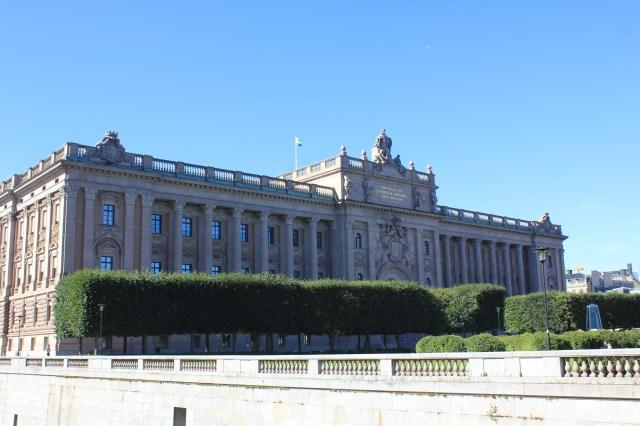 Stockholm's Parliament, Sweden