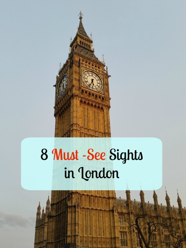 8 must-see cultural sights to visit in London, England