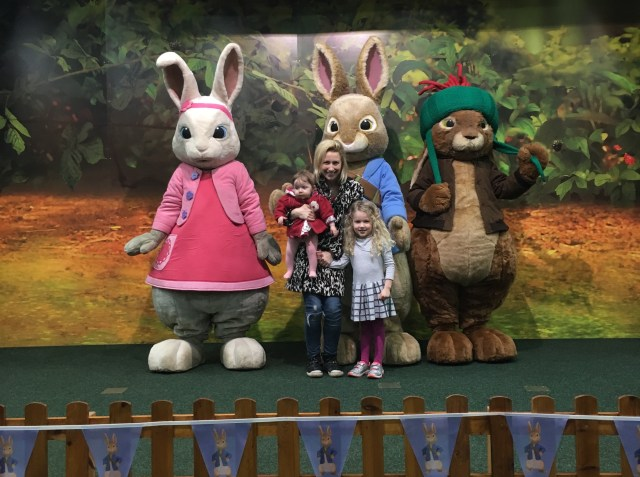 Peter Rabbit and Friends at Willows Farm