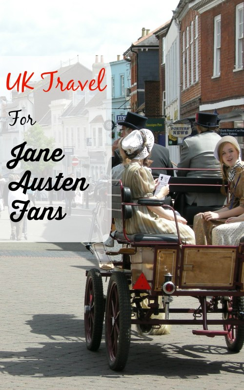 Must-See Uk Destinations for Jane Austen fans
