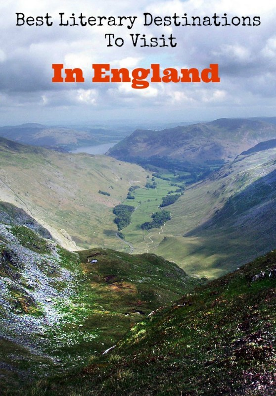 Best Literary Destinations to visit in England as a family