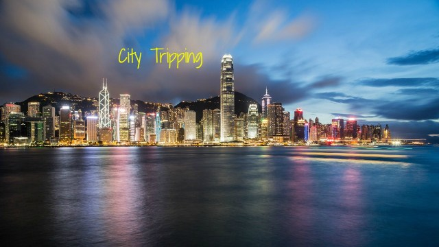Hong Kong: City Tripping Linky