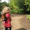 Mrs T wears Gruffalo LittleLife day pack