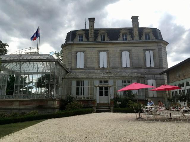 Chateau Carbonneau, Gensac, France