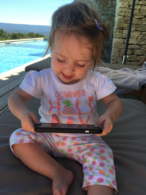Keeping children safe online on holiday