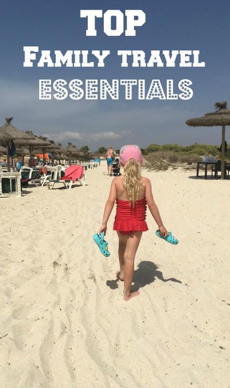Top Family Travel Essentials