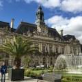 Hotel de Ville, Tours, France