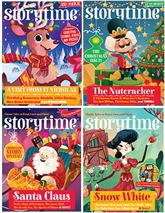 Storytime Christmas bundle