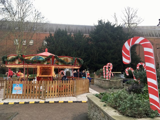 Candy Cane Forest, Kingston, London