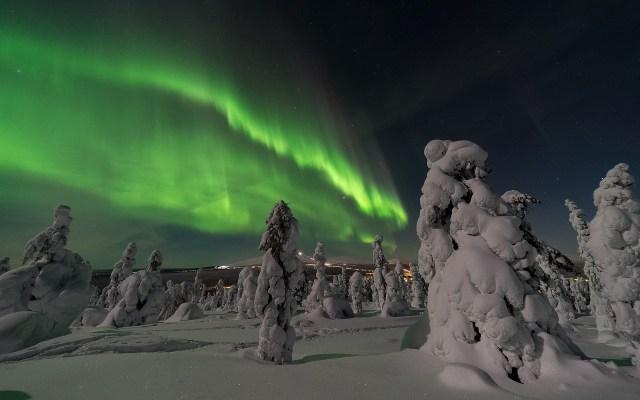 Finland, Aurora Borealis: Pixabay