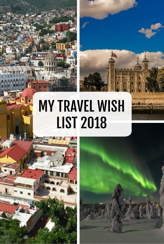 Travel Wish List 2018, Wander Mum Family Travel Blogger