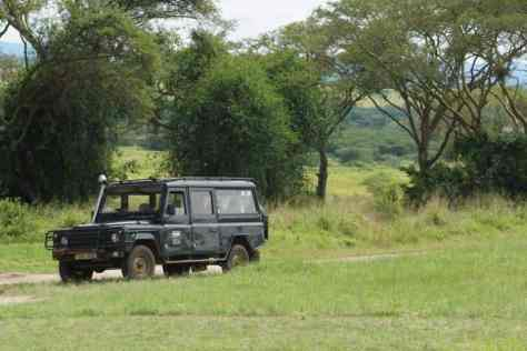Our Volcanoes Safari Jeep