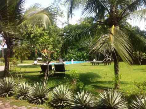Buckingham Place the best hotel in the world, Sri Lanka