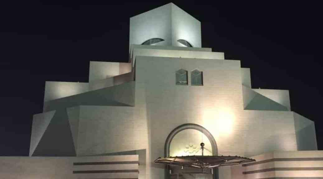 The Museum of Islamic Art Doha Qatar