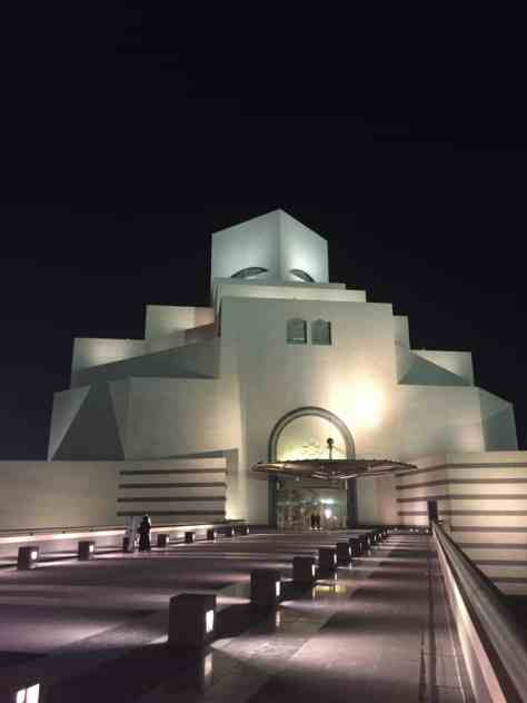 The Museum of Islamic Art Doha Qatar