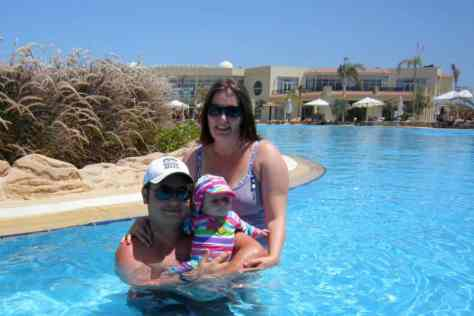 First Baby Holiday Sharm El Sheikh