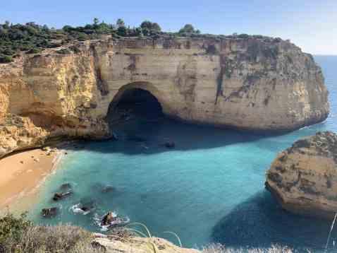 Faro Küstenwanderung - Rico (14)