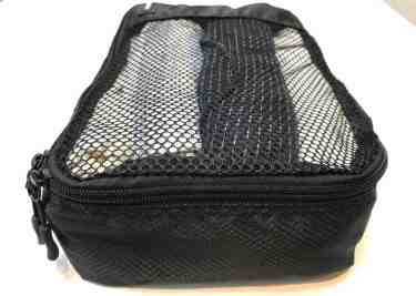 Praktischer Tipp für alle Rucksack-Wanderen - Packing-Cubes sorgen für Ordnung im Reisegepäck