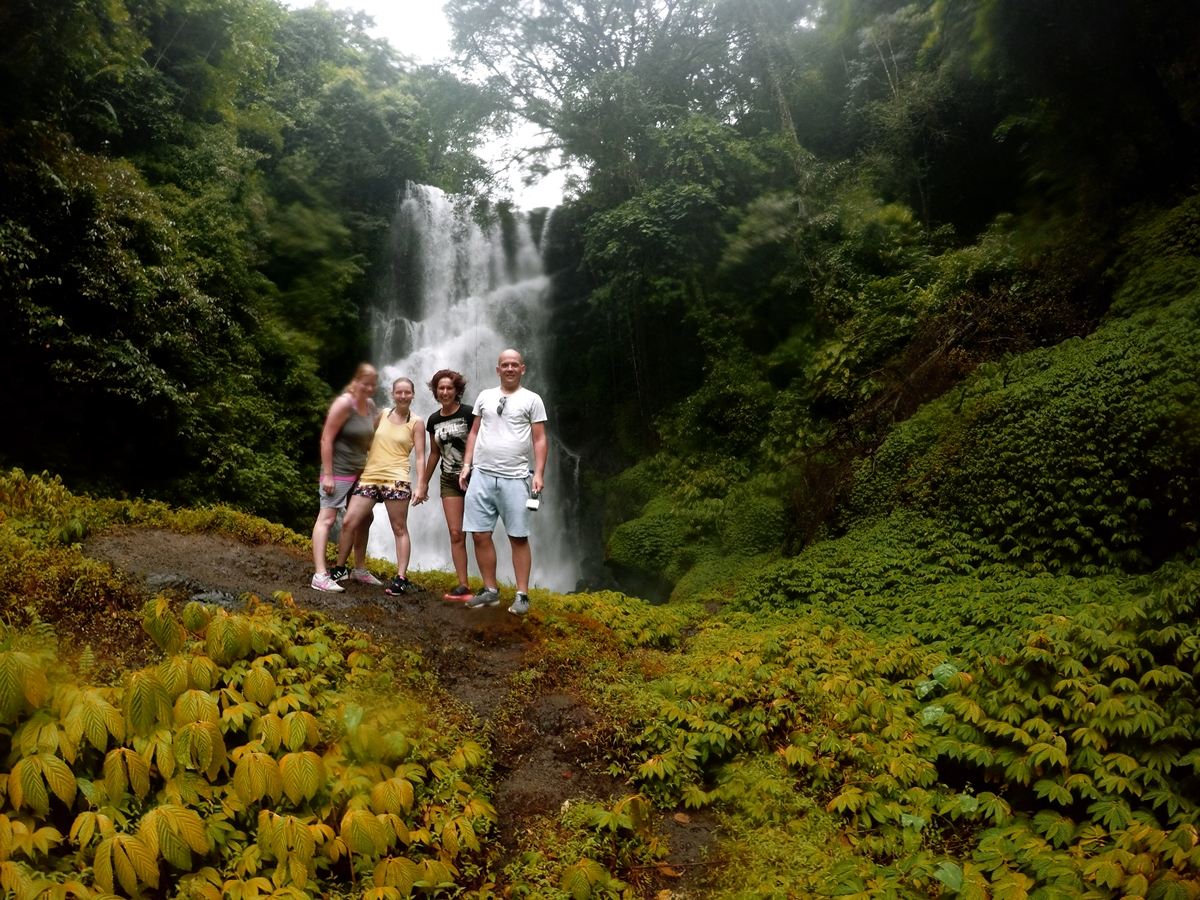 Sambangan Secret Garden Bali And Waterfall Tour Wandernesia