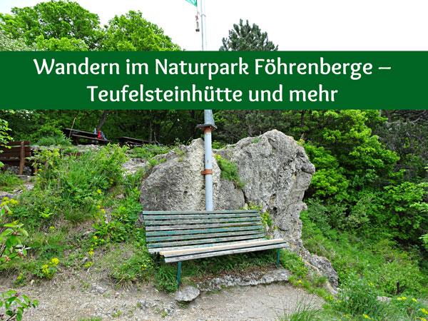 Naturpark Föhrenberge Kaltenleutgeben Perchtoldsdorf Wald Natur Wandern Wanderung Niederösterreich Teufelsteinhütte Kammersteiner Hütte Franz Ferdinand Schutzhaus Josefswarte Ruine Kammerstein Aussichtswarte