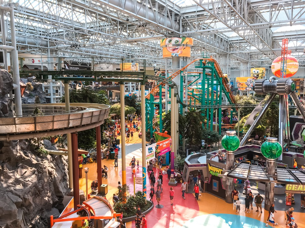 Shop at the Mall of America