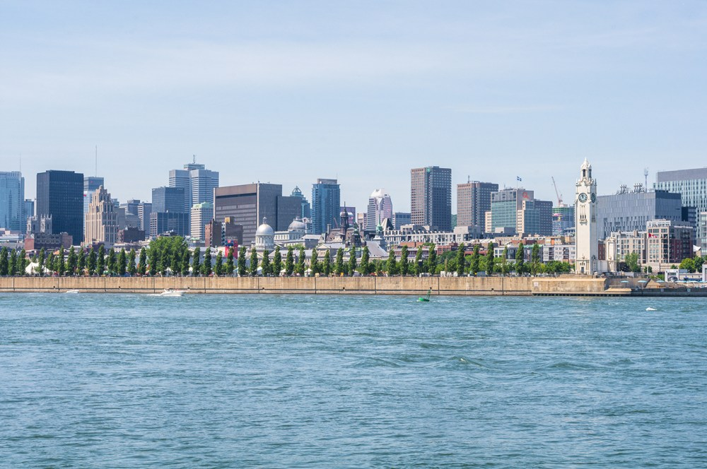 Montreal's Old Port is a must do